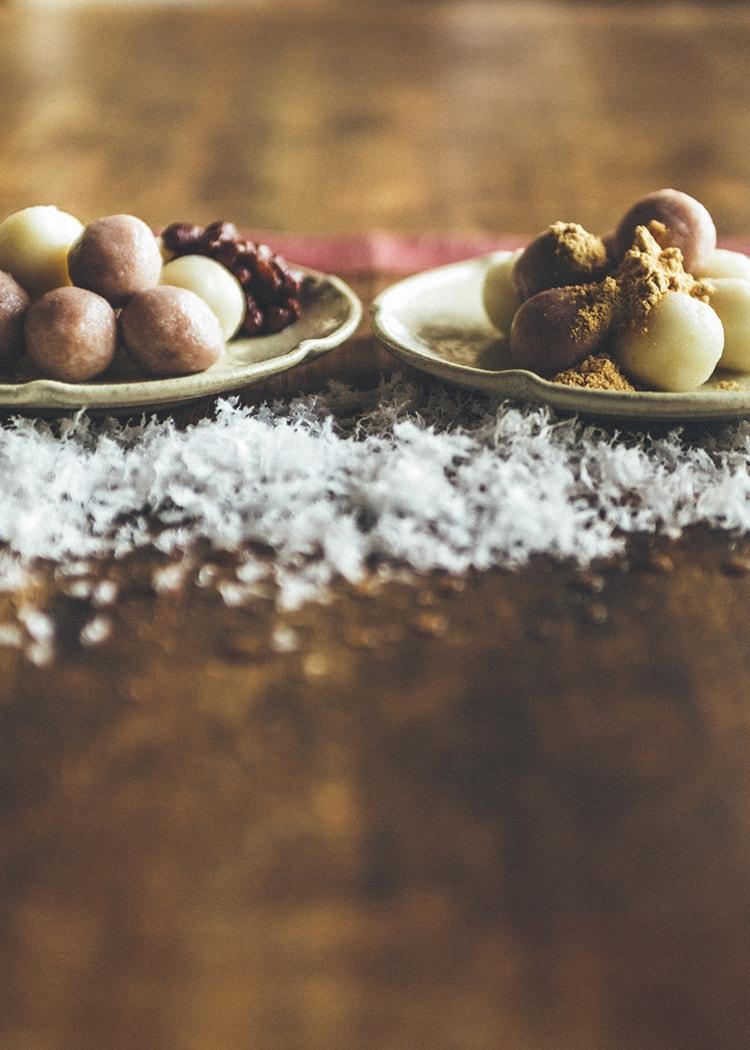 09『雪わたり』きつねが作ったほっぺが落ちるほどおいしいきび団子