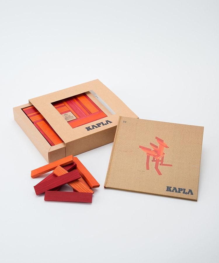 KAPLA®ブック付カラー