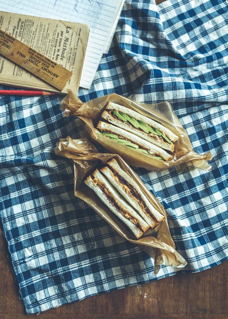 03『いじめっ子』偏食っ子ジルのためのピーナッツバター・サンド
