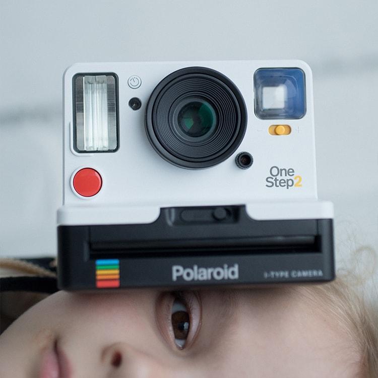 11〈ポラロイド〉シンプルだけど高機能なヴィンテージカメラ