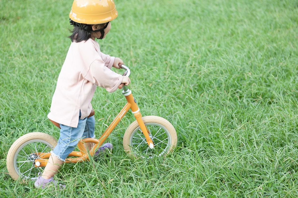 〈トーキョーバイク〉から子ども用キックバイク〈tokyobike paddle〉の専用バッグが新発売!ミルク会員への豪華プレゼントも!
