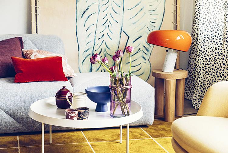 IN THE PASTEL ROOM  色彩豊かな暮らしの中で多様な個性を育む