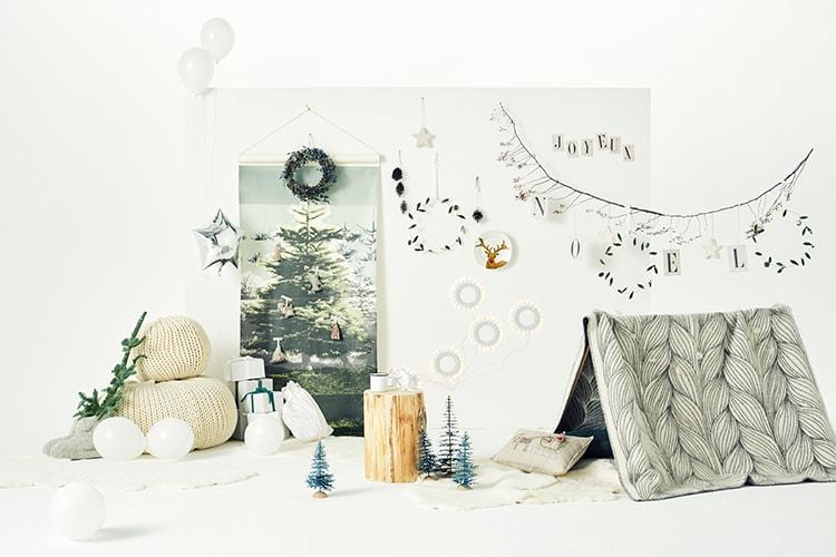クリスマスのデコレーションアイテム【オブジェ・オーナメント編】