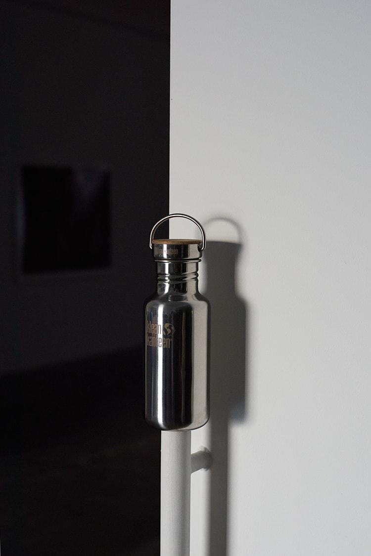 14〈クリーン カンティーン〉のステンレスボトル
