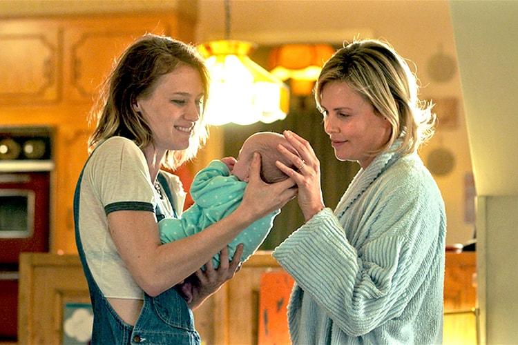 """ワンオペ育児から """"ゆとり""""の必要性を学ぶ、映画『タリーと私の秘密の時間』。MilK会員へプレゼントも。"""