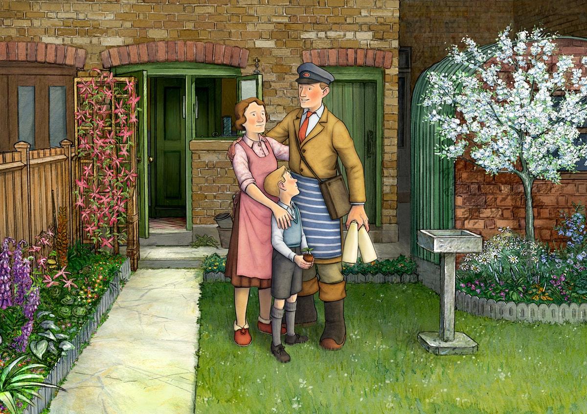 「スノーマン」、「さむがりやのサンタ」で知られる英国を代表する絵本作家レイモンド・ブリッグズさん最新インタビュー。ミルク会員へ映画鑑賞券プレゼントも!