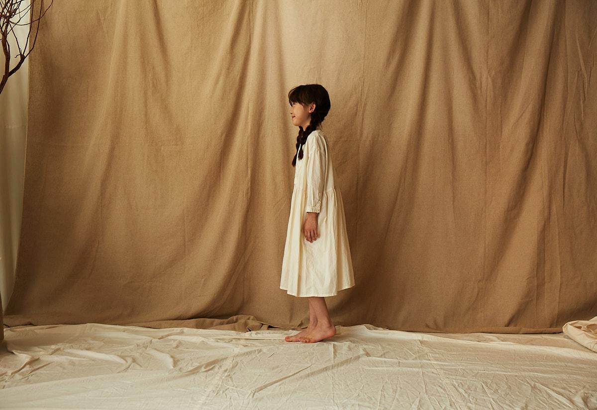 〈suzuki takayuki〉による子ども服が誕生。発売を記念してミルク会員にワンピースをプレゼント!