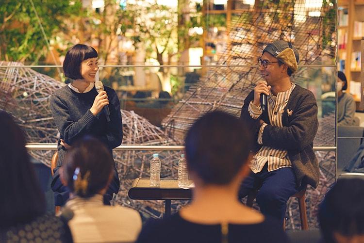 Miele×MilK JAPON 〈LIFE〉相場正一郎×モデル・香菜子さん のトークセッションレポート