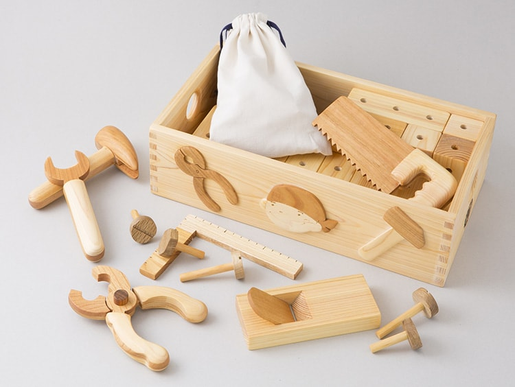 知育玩具_ちびっ子大工道具セット_商品画像