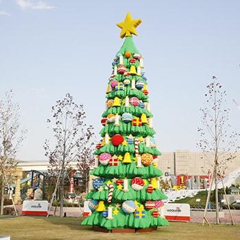 LEGOLAND® Japanで、開業後初のクリスマスイベント「BricXmas」開催中