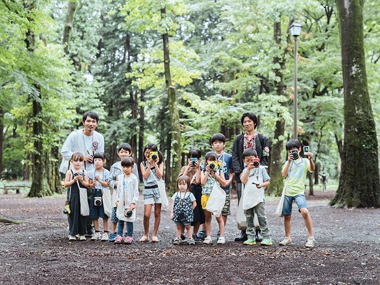 写真家・平野太呂さんと自然をめぐる写真教室『子どもたちが覗いた夏のページ』レポート