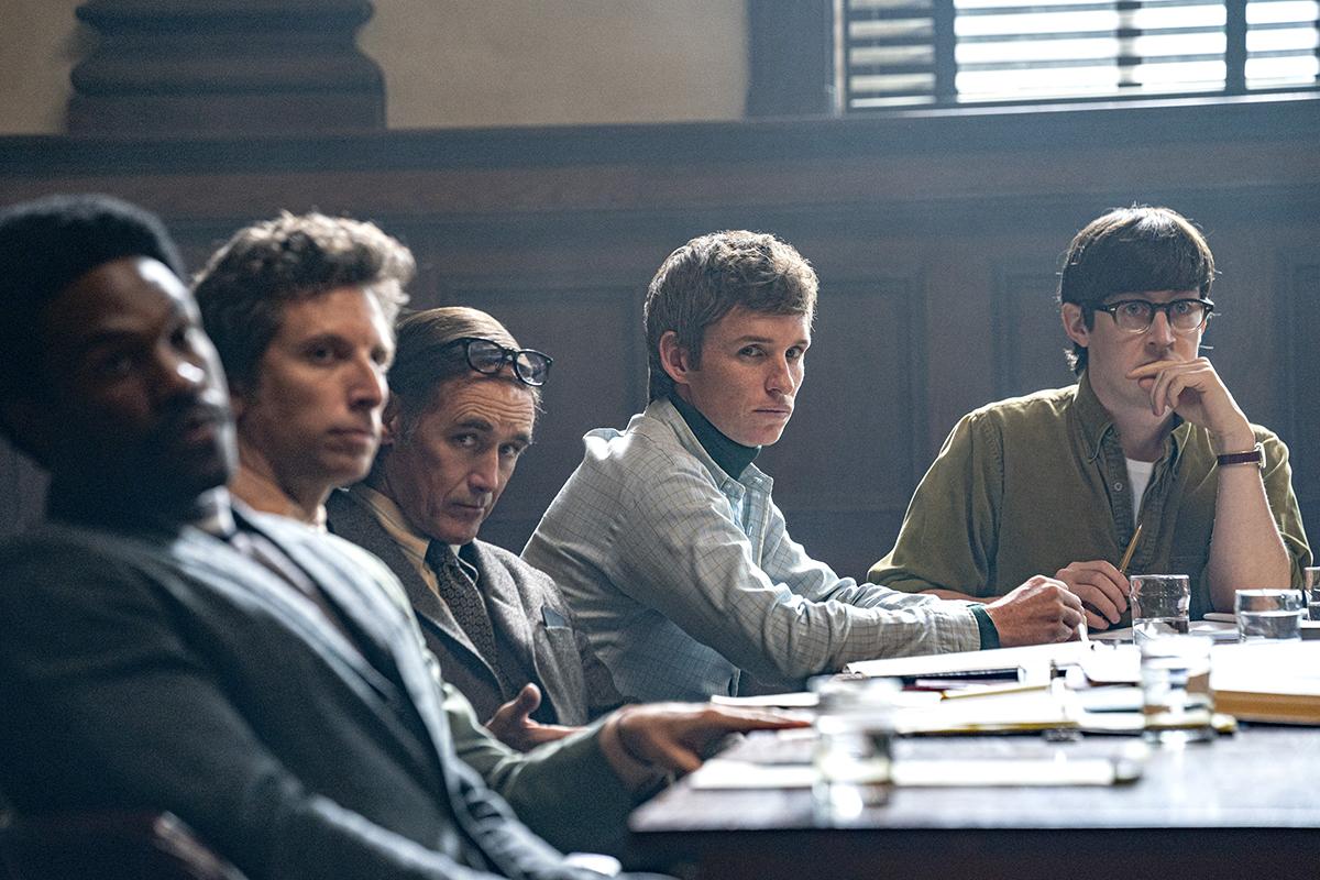 アメリカ大統領選直前のタイミングを狙い撃ち? Netflix映画『シカゴ7裁判』から民主主義精神を学ぶ