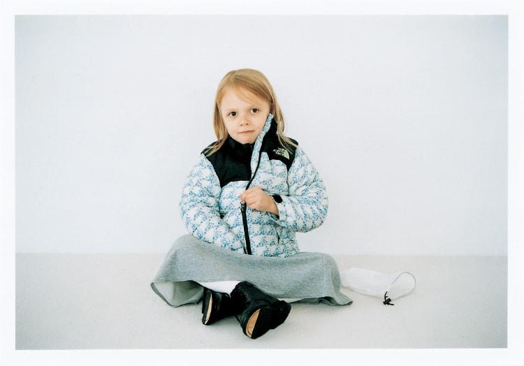 〈ミナ ペルホネン〉×〈ザ・ノース・フェイス〉のダウンジャケット | 2017/18秋冬