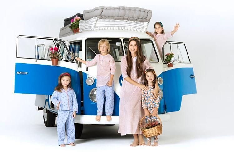 〈YOOX〉限定!マルゲリータ・ミッソーニのデザインによる親子で楽しめるパジャマが登場!