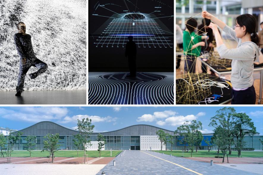山口情報芸術センター〈YCAM〉の未来志向教育プログラム特集