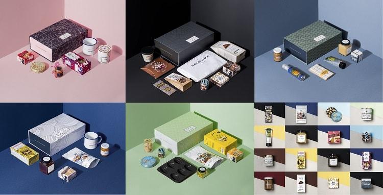 パリ直送!〈Maison du Bon〉日本未発売 のフレンチエピスリーを詰め合わせたギフトボックス