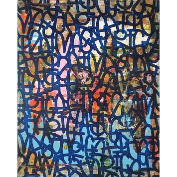 現代アーティストbaanaiの個展「Capillaries」が〈伊勢丹新宿店〉で開催!
