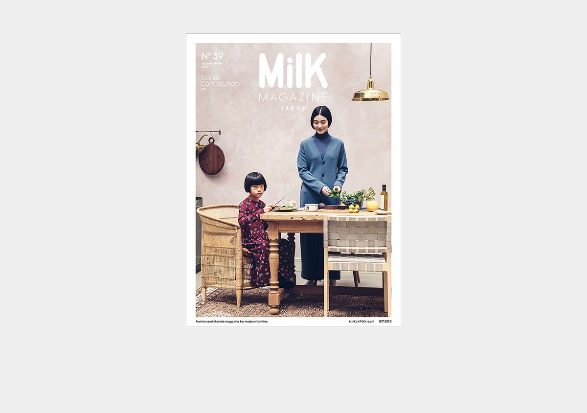 MilK JAPON #39<br>AUTUMN-WINTER 2019