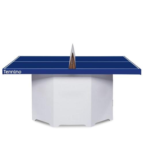 テニーノ ブルー特別版 組立テーブルテニス
