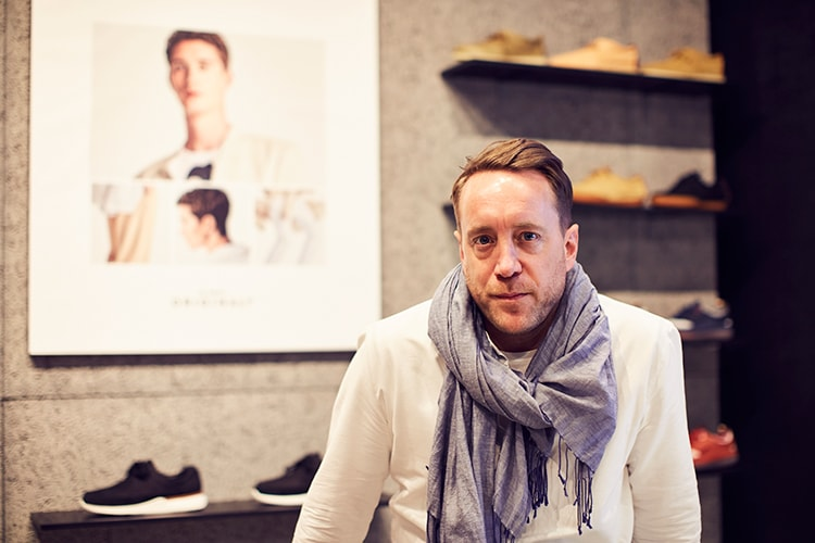 〈クラークスKIDS〉が日本へ本格初上陸。デザイナーのジェイソン・ベックリー氏にインタビュー。MilK JAPON会員限定で、最新シューズのプレゼントも!