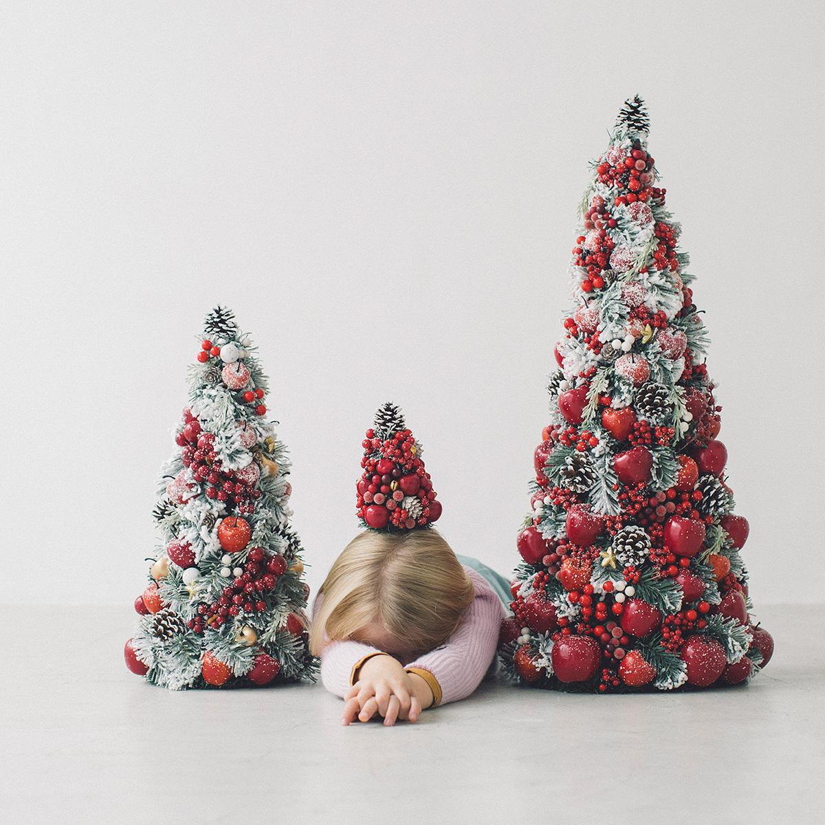 08〈アフタヌーンティー・リビング〉のクリスマスツリー