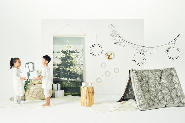 クリスマスのデコレーションアイテム【インテリア編】