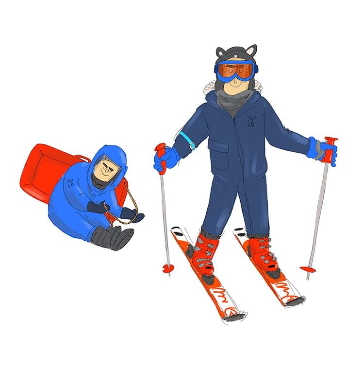 SKI ROCKET/スキーロケット