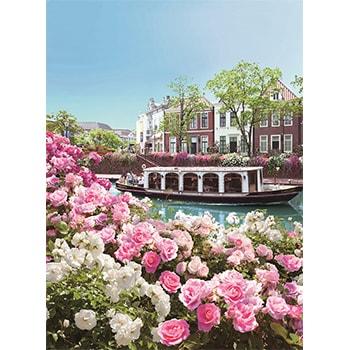 アジア最大級!「2,000品種120万本のバラ祭」長崎・ハウステンボスで開催