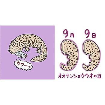 「なんかへんないきもの~オオサンショウウオのゆかいななかまたち~」京都水族館で開催