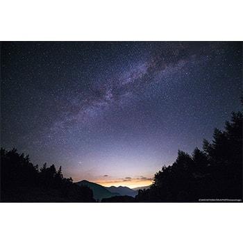 夏休みの自由研究に!「星空写真教室 ~浅間の夏空を写そう~」浅間国際フォトフェスティバルで開催