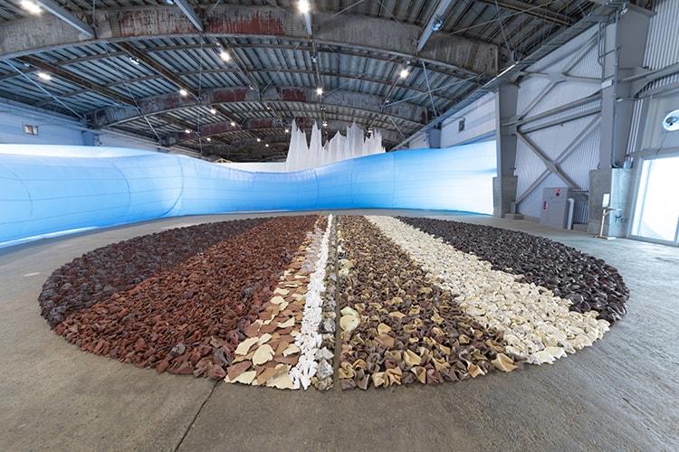 「水と土の芸術祭2018」画像