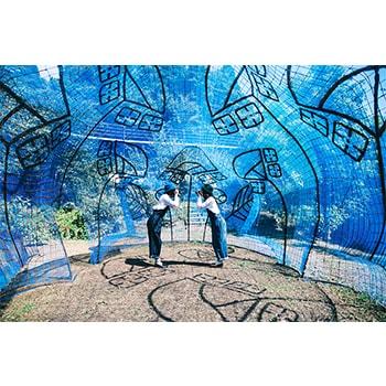 安藤忠雄による「風の教会」でアート鑑賞!「六甲ミーツ・アート 芸術散歩2018」