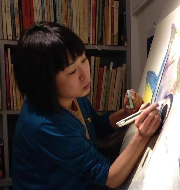 「クレヨン作家・加藤休ミ トークイベント & サイン会」画像