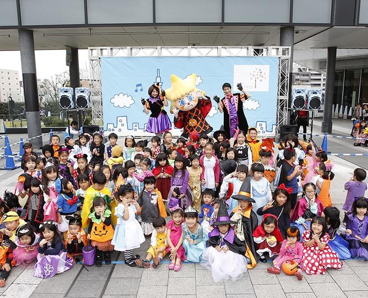 「東京スカイツリータウン®のハロウィンイベント」画像