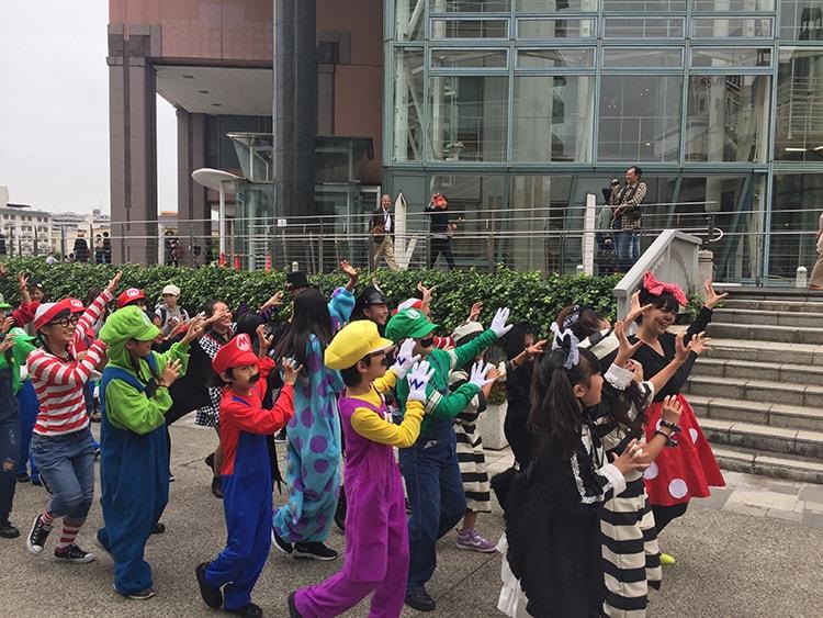 「ハロウィン仮装パレード」神戸ハーバーランド 画像