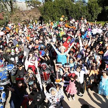 京都最大のハロウィンイベント「京都北山ハロウィン」開催!仮装コンテストも