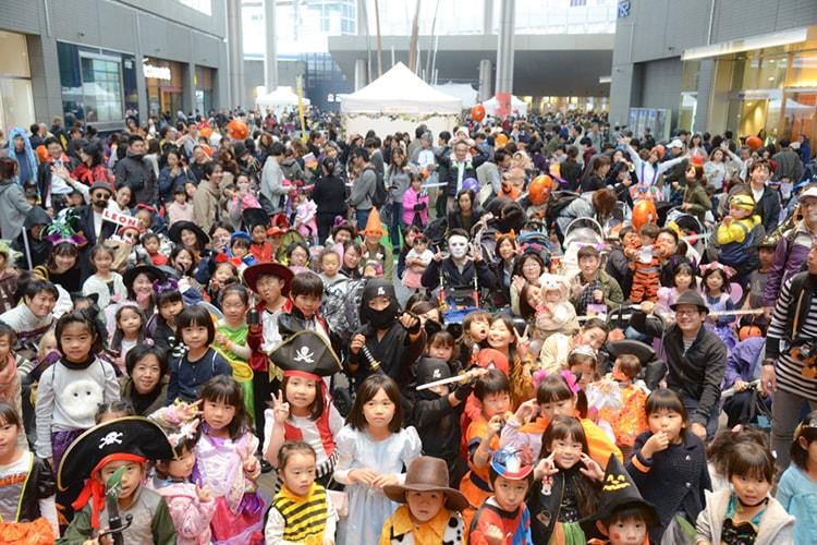 「二子玉川HALLOWEEN PARTY」画像