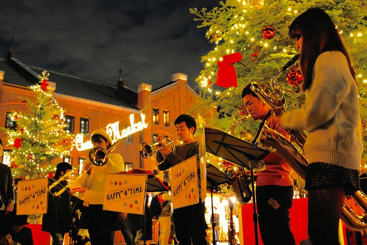 「Christmas Market in 横浜赤レンガ倉庫」画像