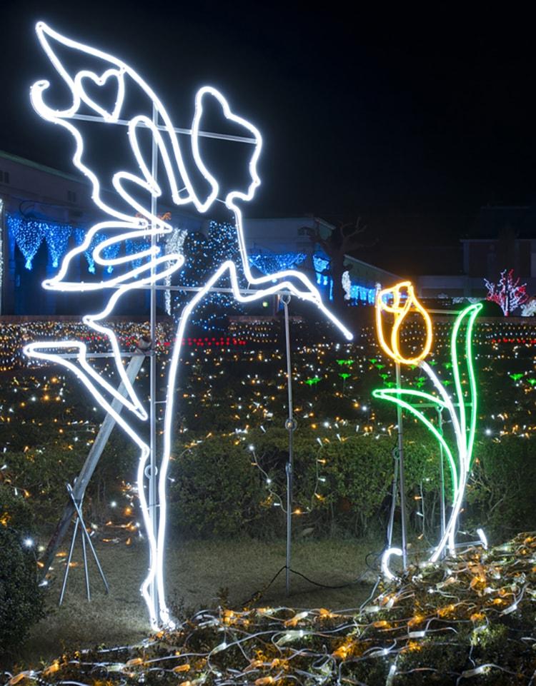 「神戸イルミナージュ」画像
