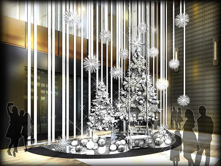 「Marunouchi Bright Christmas 2018」画像