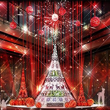 """""""北欧""""がテーマ!丸の内イルミネーション「Marunouchi Bright Christmas 2018~北欧から届いたクリスマス with Yuming~」"""
