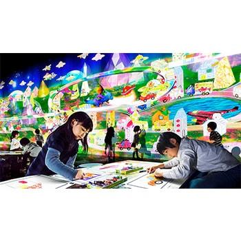 「チームラボ 学ぶ!未来の遊園地」チームラボの教育プロジェクトが長崎県で開催