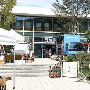 ライフスタイルマーケット「Sen to Sen」柏の葉T-SITEで開催。ものを大事に使う暮らしを提案