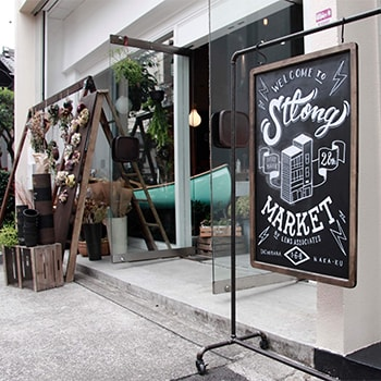 町おこしを目的としたマルシェイベント「STLONGmarket」が名古屋で開催