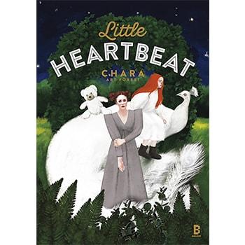 【絵本プレゼント】Chara姉妹による共作絵本『LITTLE HEARTBEAT』刊行!記念展がビームス ジャパンのBギャラリーで開催