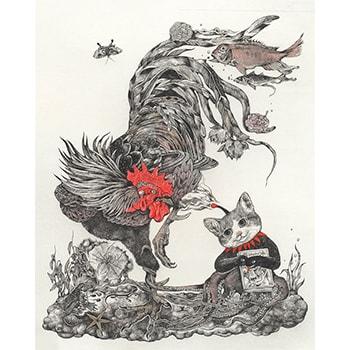 「ヒグチユウコ展 CIRCUS」画家・ヒグチユウコによる大規模展が世田谷文学館で開催中