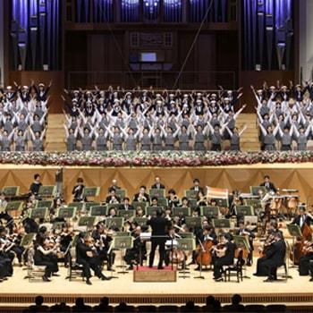 横浜銀行 Presents こども未来ミュージック・プログラム「こどもの日コンサート2019」が横浜みなとみらいで開催