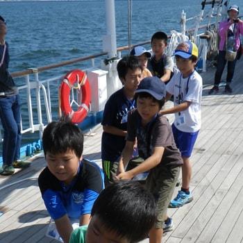 親子で船に乗って冒険へ!「HELLY HANSEN FAMILY VOYAGE」が博多・神戸・横浜で開催