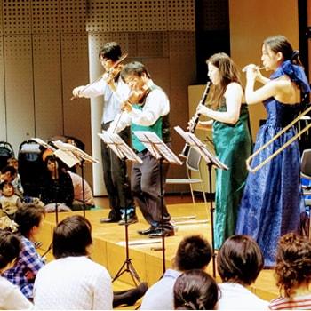 0〜3歳の子供たちが楽しくオーケストラ体験!「0歳からの・はじめてのオーケストラ」