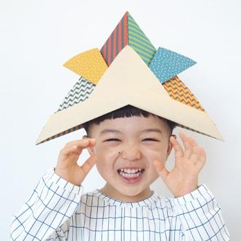 「&ima-写真を愉しむ家-」でオリジナル「KABUTO」をつくるワークショップ&ファミリーポートレート撮影会を実施【MilK会員へプレゼントも】
